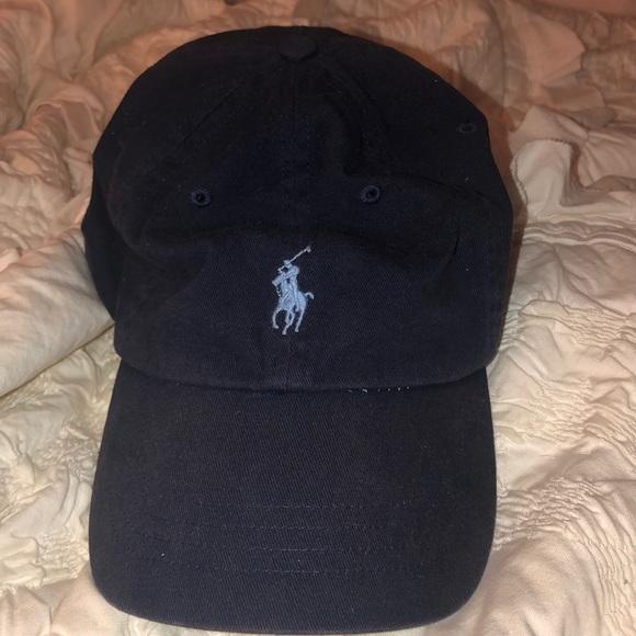 63ba597f01b8 ... navy blue on blue polo hat. M 5c205c2e04e33d2b7e5de7b8